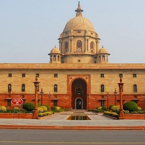 125 families put in self-isolation after worker tests positive for coronavirus in Rashtrapati Bhavan