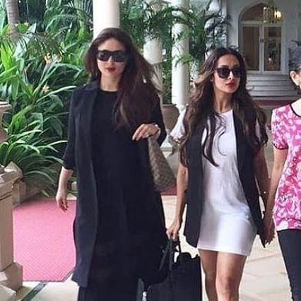 Throwback Thursday: Kareena Kapoor reminisces food outings with her 'girl gang' - Karisma, Malaika, and Amrita