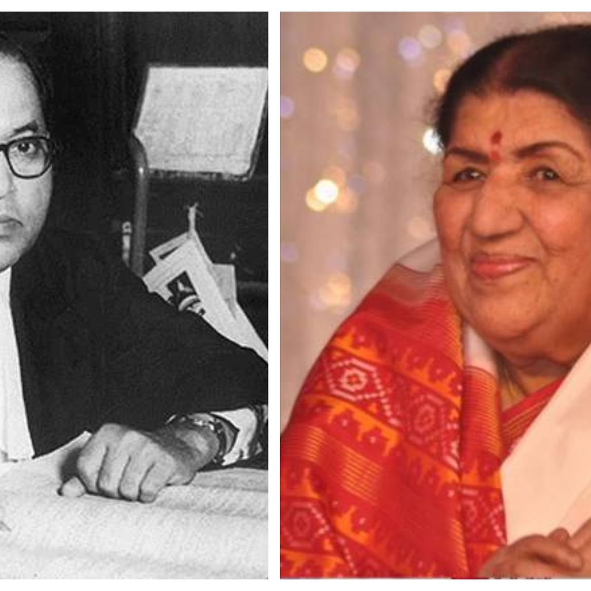 Ambedkar Jayanti 2020: When Lata Mangeshkar met the 'father of the Indian Constitution'