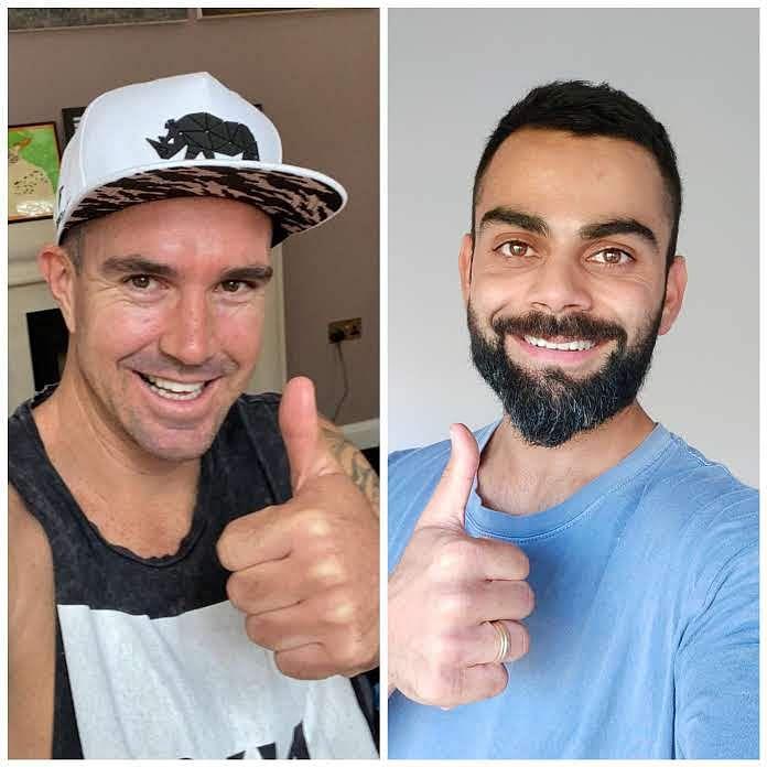 Virat Kohli, Kevin Pietersen to share Instagram live screen space at 7 PM IST