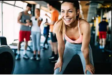 Calories could be a boon for exercising women
