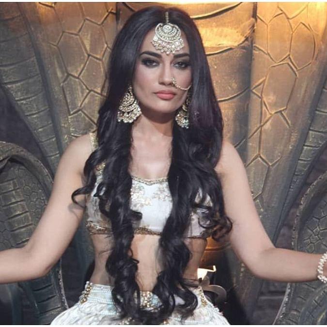 Same to same: Surbhi Jyoti compares 'biggest brand' 'Naagin' to 'Wonder Woman'!