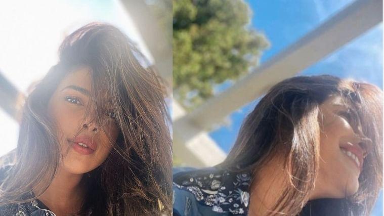 Priyanka Chopra's sunkissed selfies will take your lockdown blues away