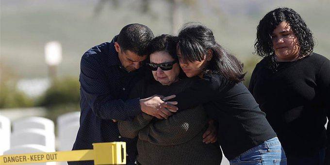 Coronavirus outbreak: Death of Funerals in US