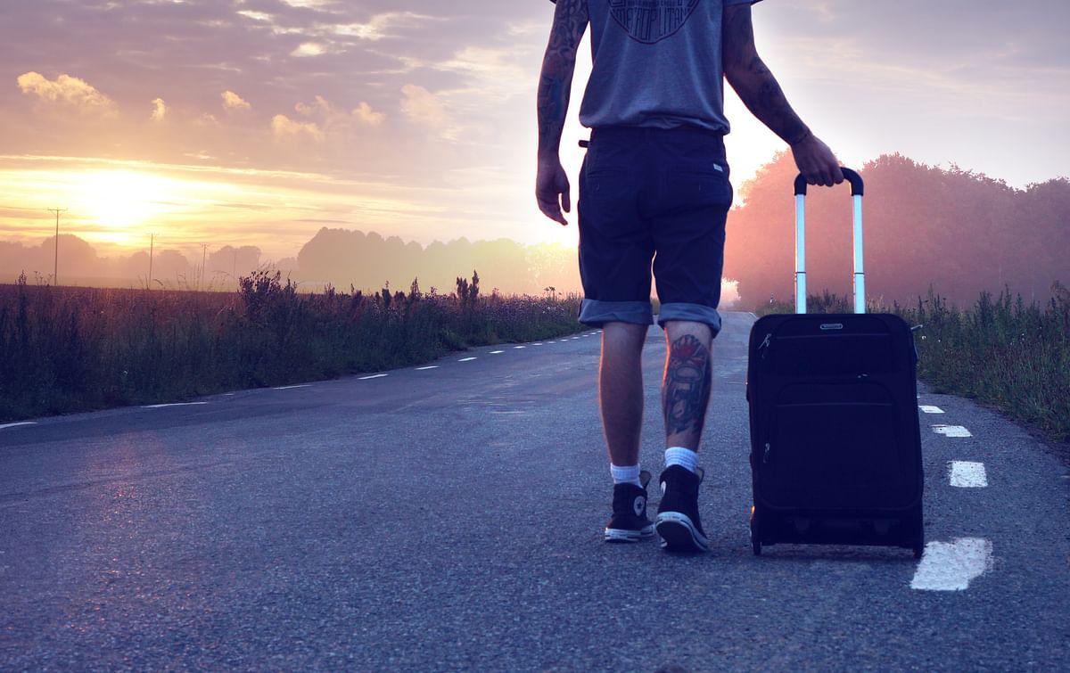 Lockdown Blues: Bored Karnataka teen packs his friend in a suitcase, takes him home