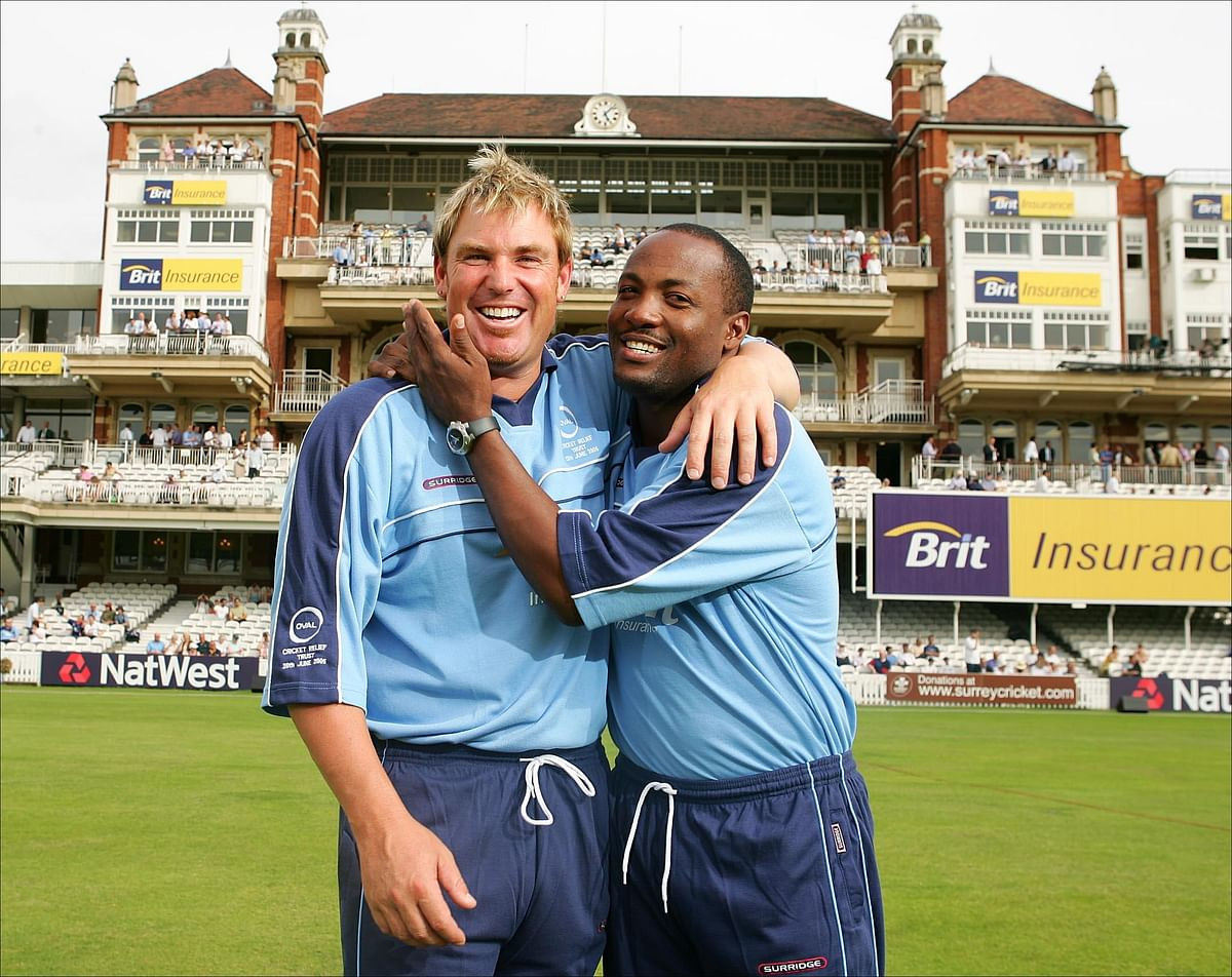 Shane Warne makes Brian Lara as captain of his West Indies XI