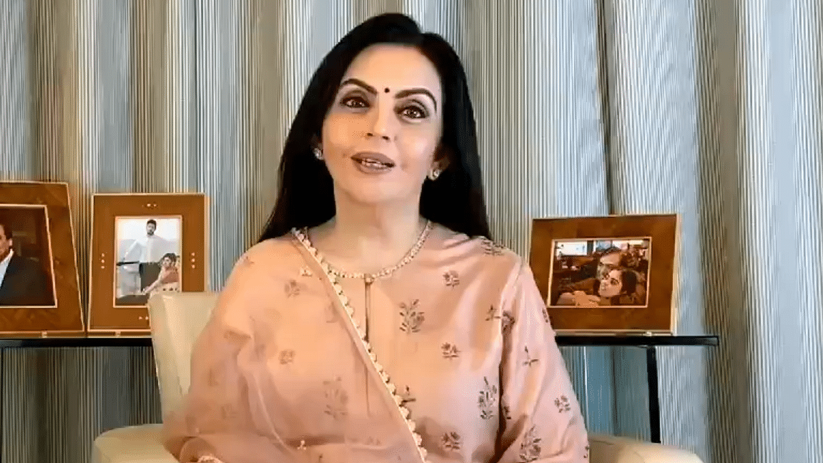 As ISL 2020 begins in Goa, Nita Ambani describes what it took to bring football back