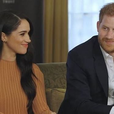 Harry-Meghan reveal name of new charity