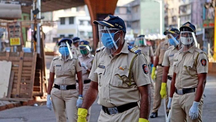 55-year-old police constable dies of COVID-19