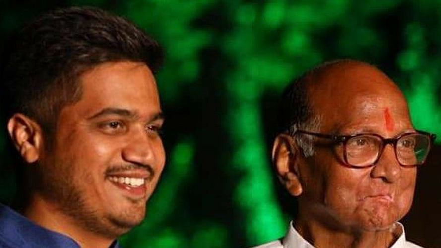 Sharad Pawar's grandnephew Rohit backs PM's 'light' message, takes different stand from NCP