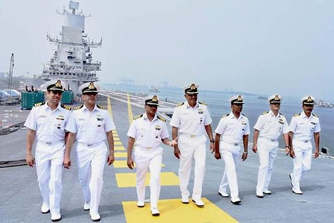 26 Indian Navy personnel have been tested positive for COVID -19 within the naval premises at INS Angre in Mumbai.