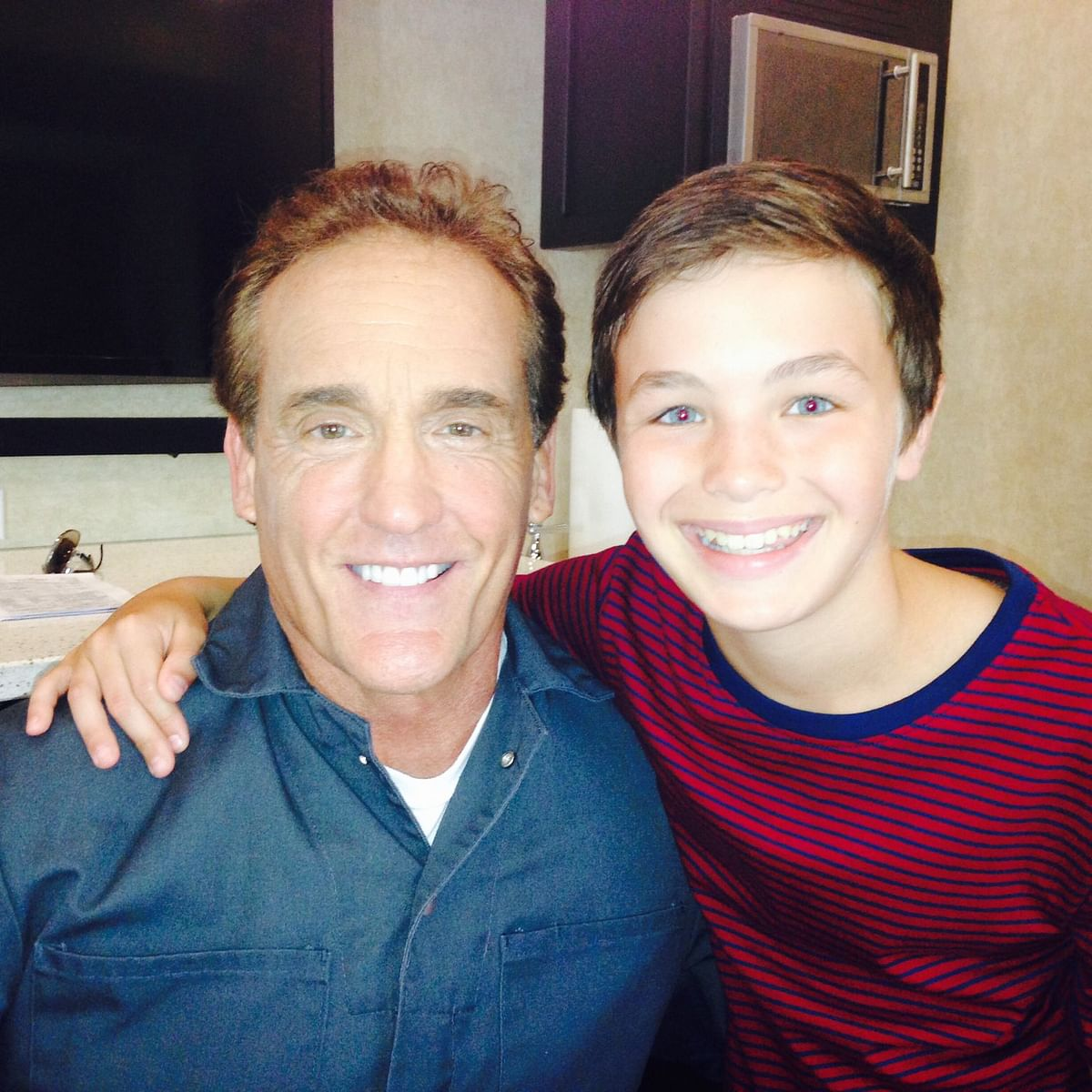 Logan Williams, actor who played young Barry Allen in 'The Flash' dies at 16