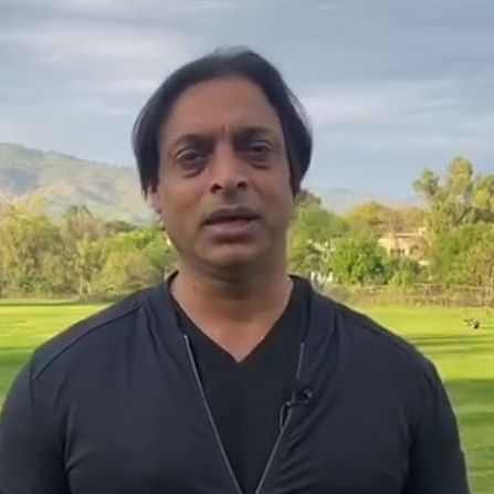 Don't see any cricket being played for next one year: Shoaib Akhtar