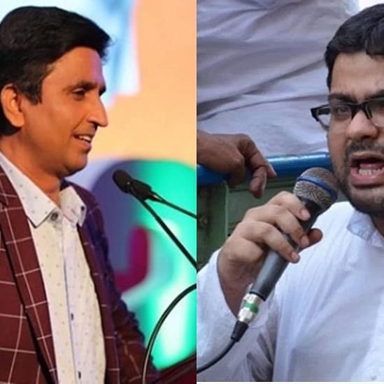 Bengali ISI Assistant Professor Garga Chatterjee goes on xenophobic rant against UPites, Biharis, Kumar Vishwas asks Mamata to take action