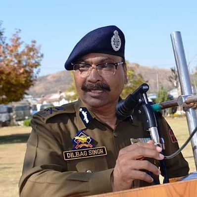 Time to exert more pressure on terrorists, their supporters: Jammu and Kashmir DGP