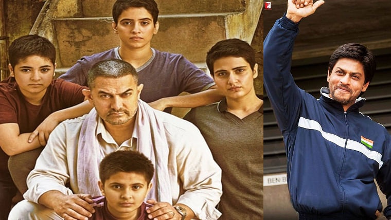 Did you know Dangal, Chak De! India and Lagaan are the highest grossing sports movies in the world for their respective sports?
