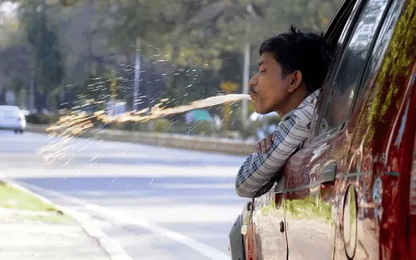 Mumbai: BMC collects Rs 24.89 lakhs from over 12,000 people caught spitting in public places