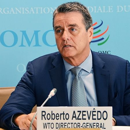 Deepest eco recession 'of our lifetimes': WTO chief Roberto Azevedo