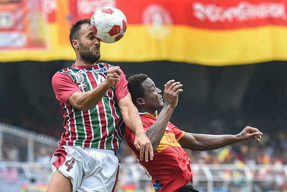 Mohun Bagan, East Bengal FC part of #BeActive campaign by FIFA, UN and WHO