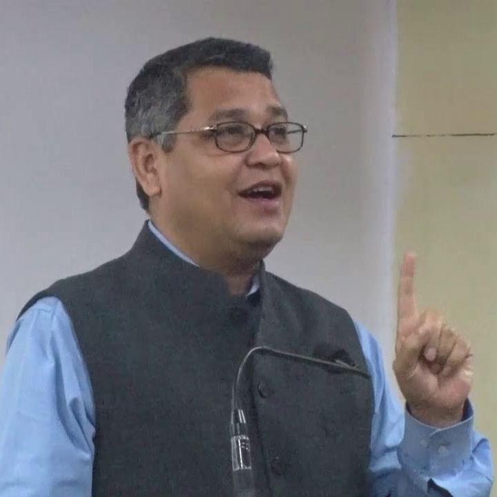 Bhopal: Kamal Nath government appointed Vice Chancellor of Makhanlal Chaturvedi University Deepak Tiwari resigns