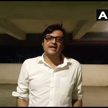 Arnab Goswami claims Congress goons attacked him; 2 people arrested