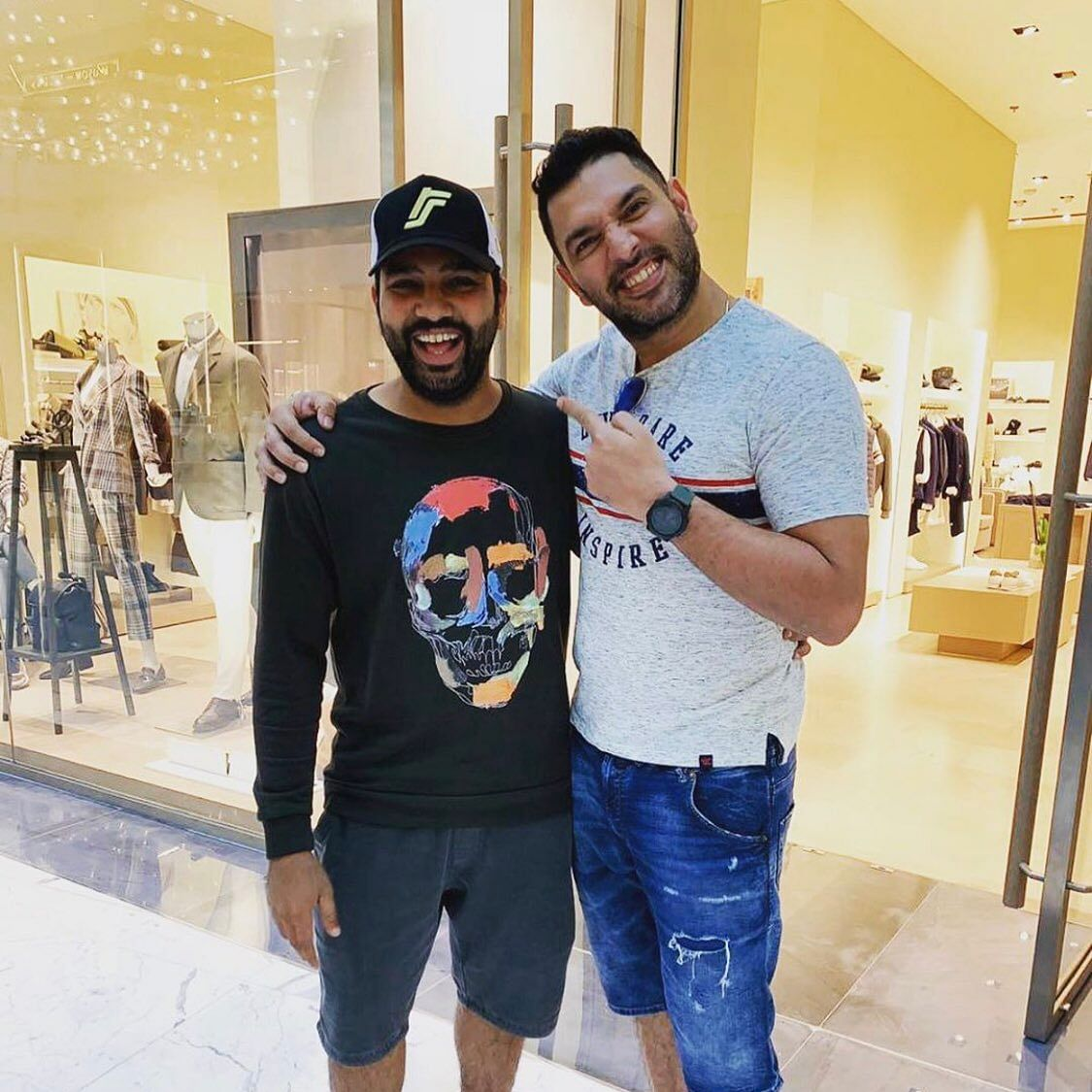 'Most important knock of the tournament': Yuvraj Singh recalls Rohit Sharma's 30* off 16 in 2007 T20 WC final