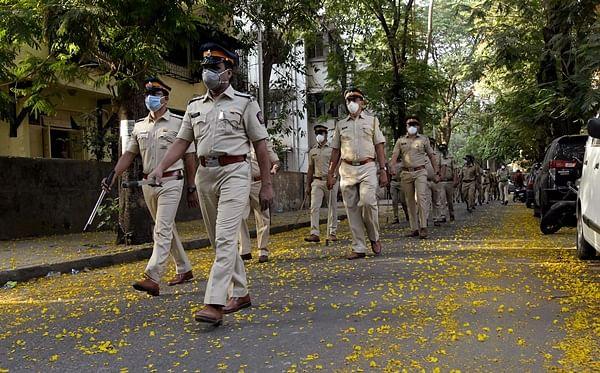 Coronavirus in Mumbai: Two more cops test positive for virus