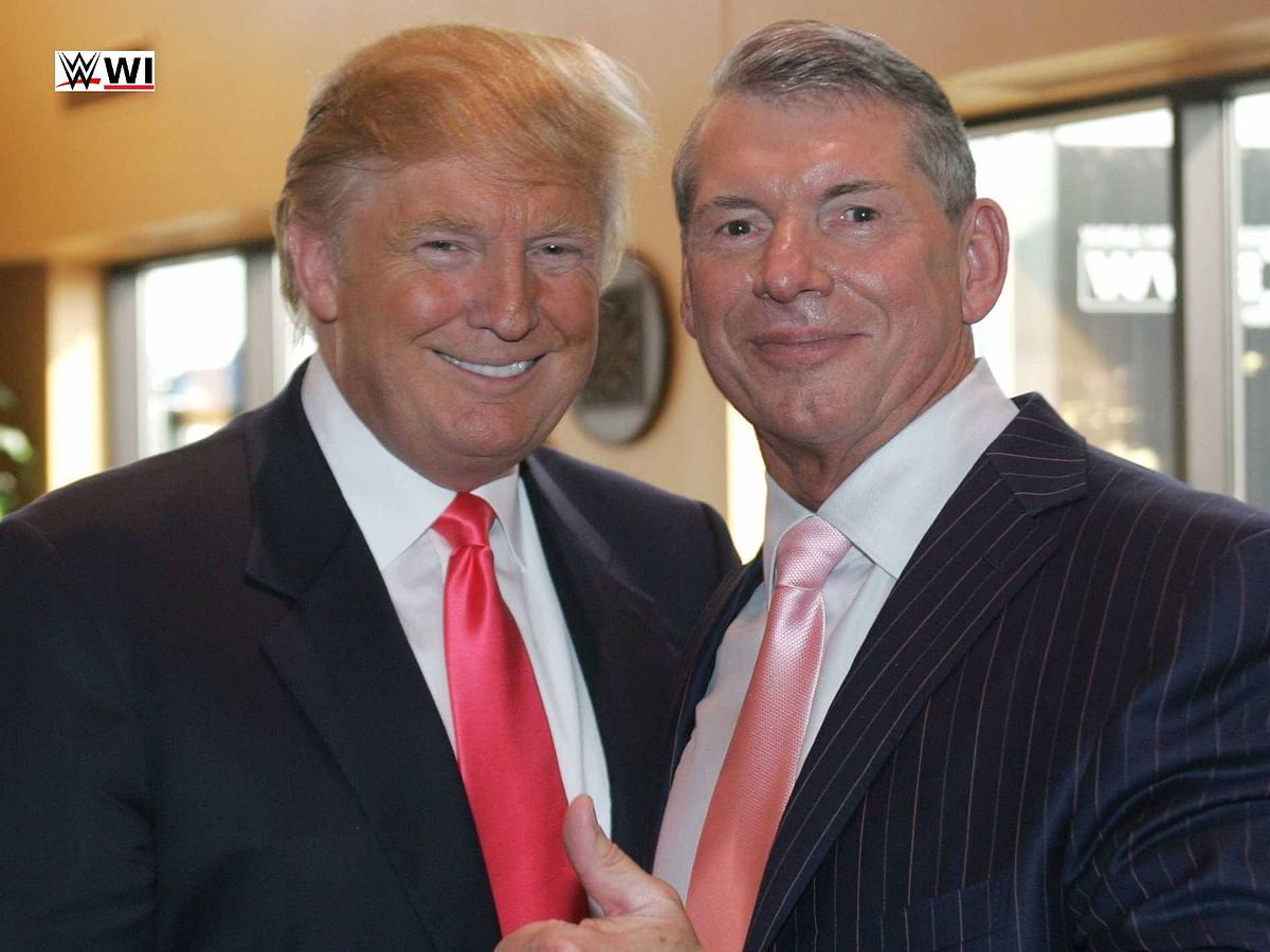 WWE's Vince McMahon appointed on panel to fix US economy same day pro-wrestling company goes on firing spree