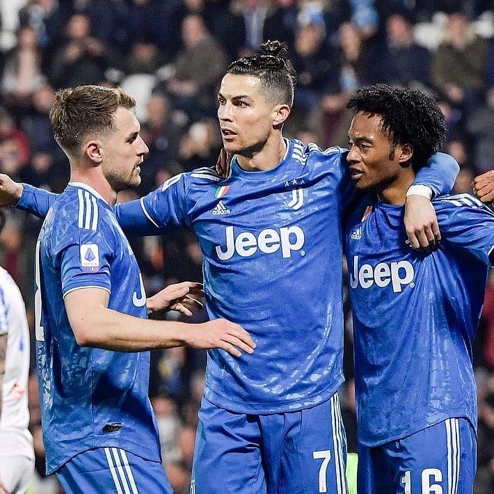 'Always first': Juventus midfielder Aaron Ramsey hails 'unbelievable' Cristiano Ronaldo