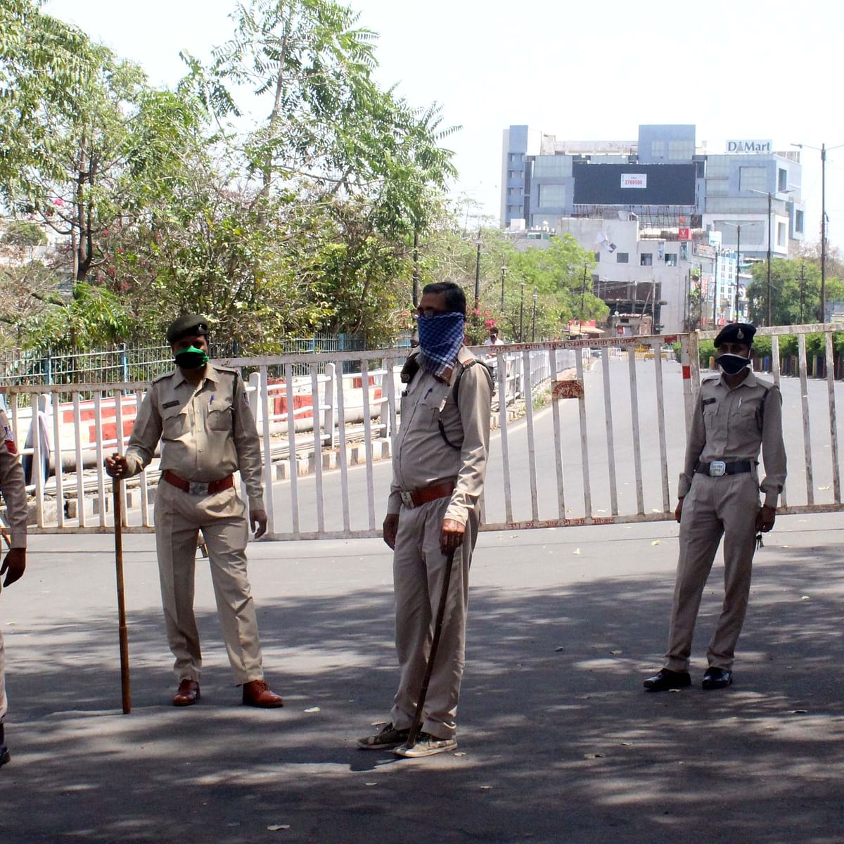 Coronavirus fear: After suicide attempt by bhopal constable, counselling and motivational sessions for policemen intensified