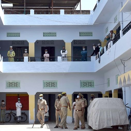 Tablighi Jamaat members who paraded naked at Ghaziabad Hospital to be booked under NSA: Yogi