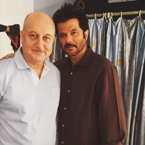 Anil Kapoor gets trolled for wanting to have a drink with Anupam Kher amid coronavirus lockdown