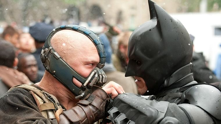 COVID-19: Bane was a true visionary with the Bat-man as his nemesis
