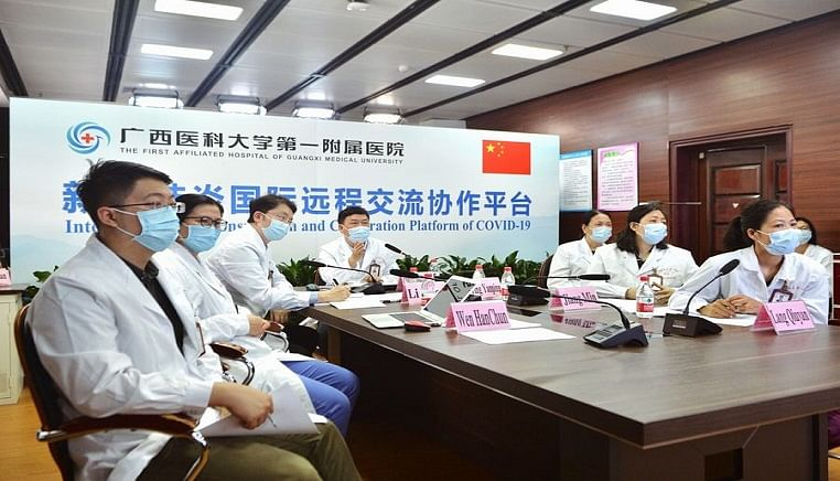 COVID-19 pandemic: China announces additional $30 mn grant for WHO
