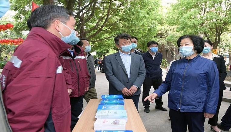 China stresses regular epidemic control measures in Wuhan