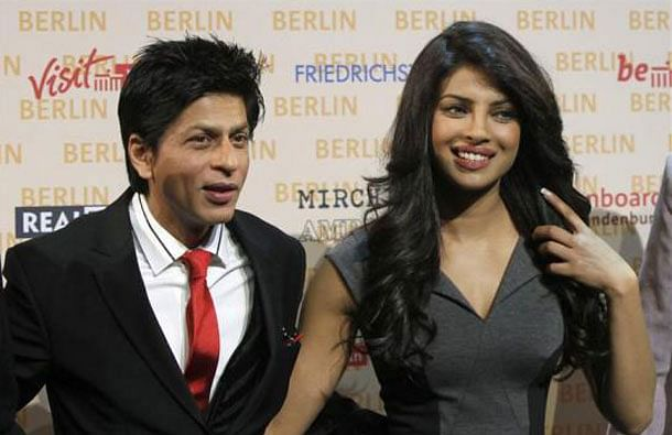 Shah Rukh Khan, Priyanka Chopra honour healthcare workers on COVID-19 frontline at the 'One World: Together At Home'