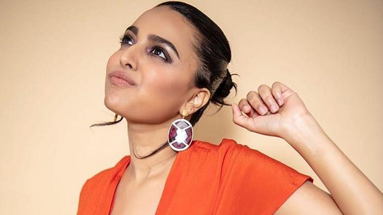 Is celebrity picking dog poop news? Swara Bhasker weighs in