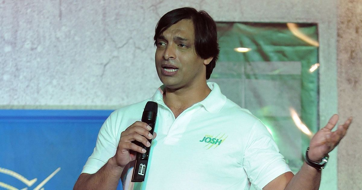 Shoaib Akhtar proposes Indo-Pak series to raise funds for fight against coronavirus pandemic