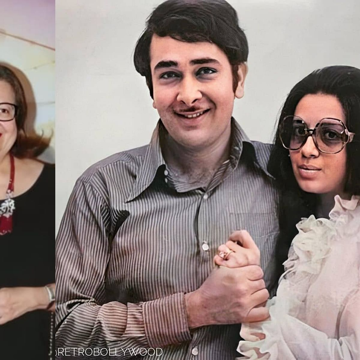 Kareena Kapoor wishes mother Babita with a stunning throwback picture of the 'Queen' and Randhir Kapoor