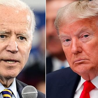 If Joe Biden was President, China would rule United States: Donald Trump