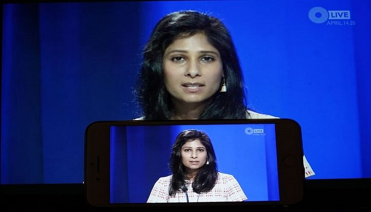 IMF's Gita Gopinath urges more fiscal stimulus to boost recovery