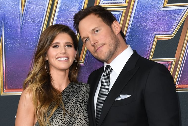 Chris Pratt, Katherine Schwarzenegger welcome first child
