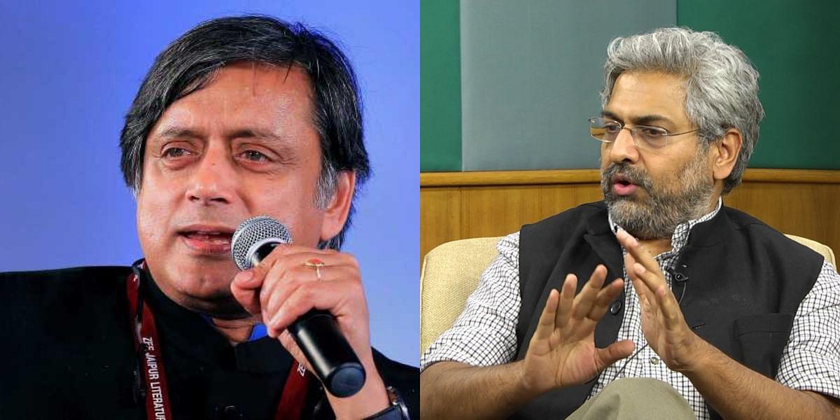 Wire vs Yogi: Shashi Tharoor asks Prakash Javadekar to 'intervene' in 'fake news' case against Siddharth Vardarajan