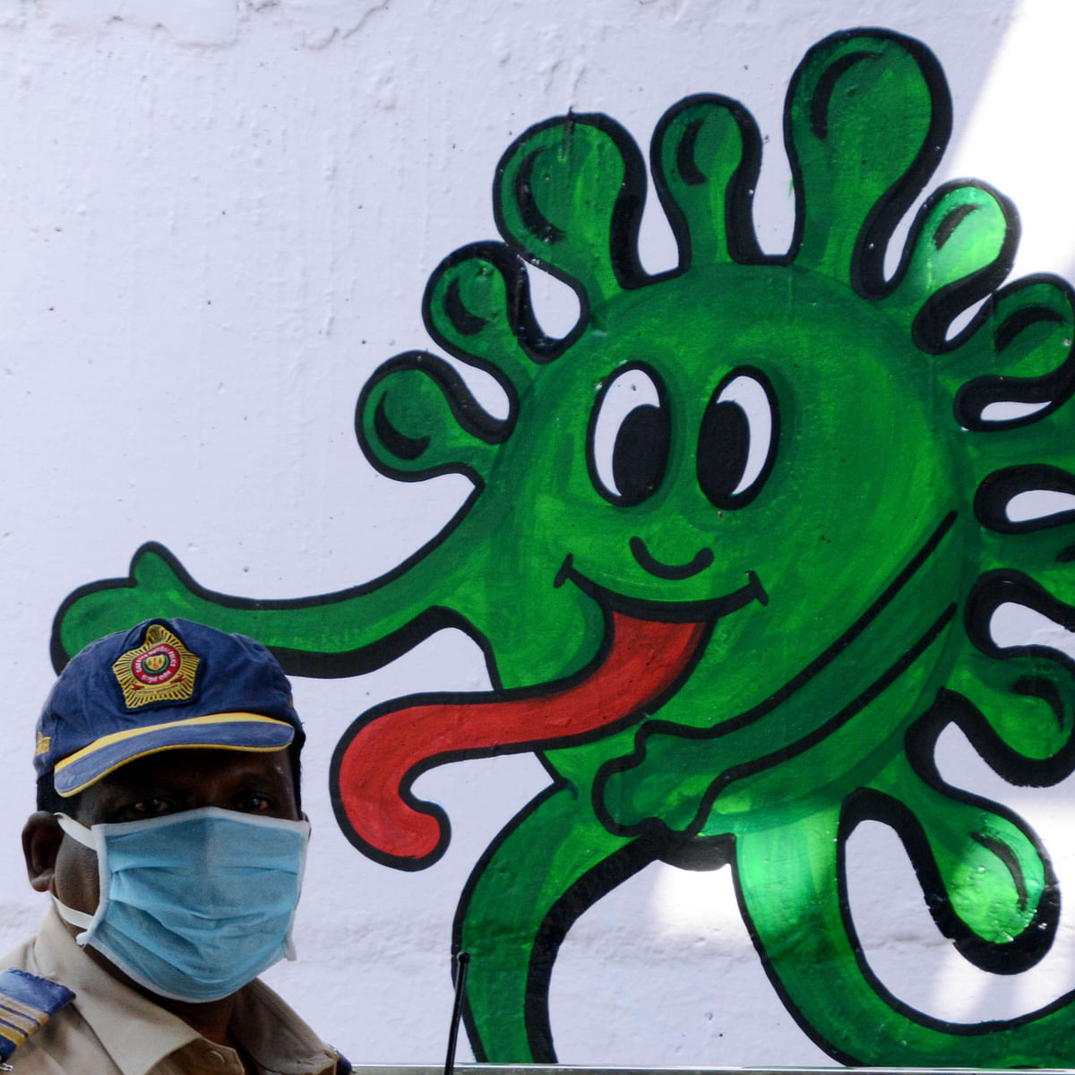 In Pics: Mumbai under coronavirus lockdown -- here's how the city looked on Friday