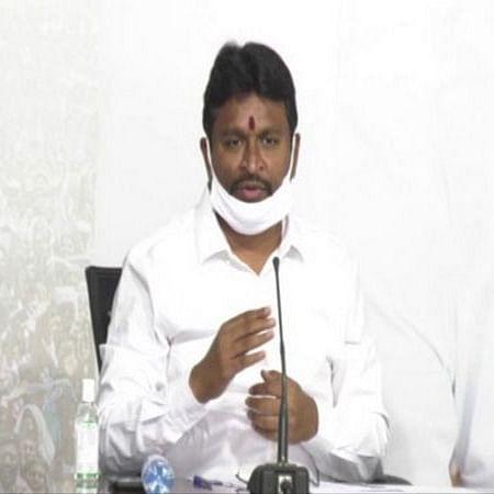 Andhra Minister Velampalli Srinivas Rao slams TDP, JSP, BJP for making 'false propaganda' about COVID-19