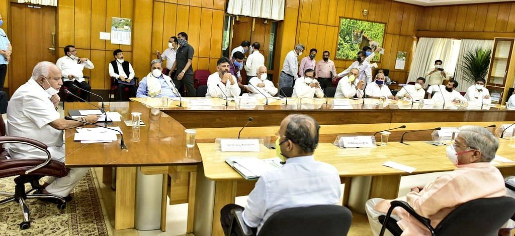 Coronavirus lockdown: Karnataka govt to ease curbs from April 21