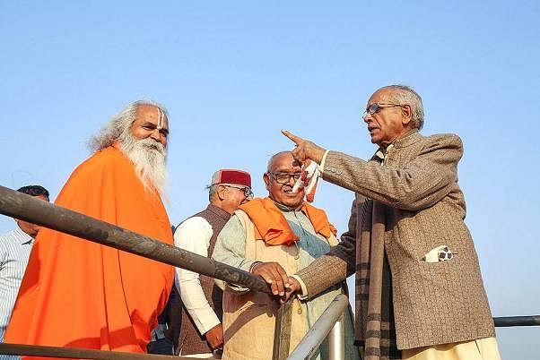No temple activity till lockdown is lifted: VHP Vice President Champat Rai