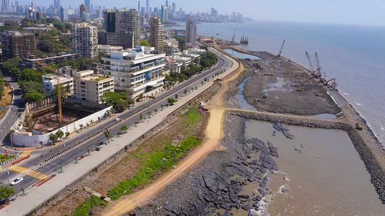 Gautam Singhania tweets concern that incomplete coastal road project may affect Mumbai during monsoons