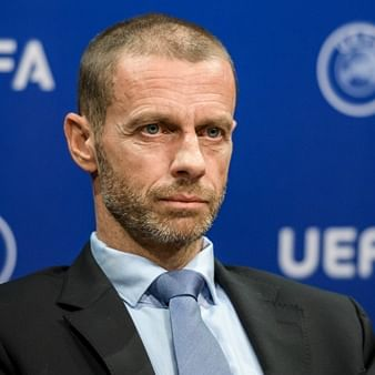 League ready for 'behind closed doors', says UEFA president Aleksander Ceferin