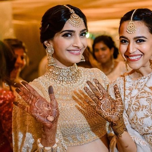 Sonam Kapoor Ahuja wishes 'behen' Swara Bhasker on her birthday, shares throwback pics from her wedding